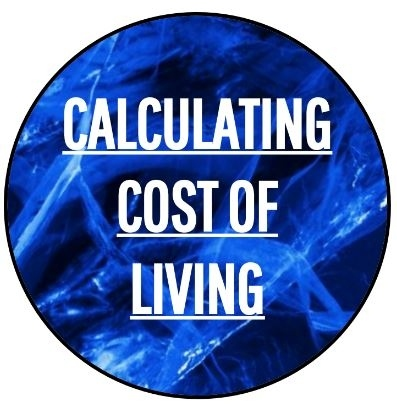 Calculating Cost of Living